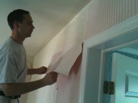 How to remove wallpaper like a pro - YouTube