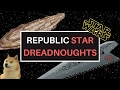 New Republic Super Star Destroyers and Star Dreadnoughts | Star Wars Legends and Canon