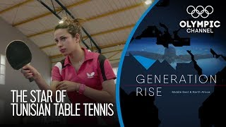 Safa Saidani: Tunisia Table Tennis Star