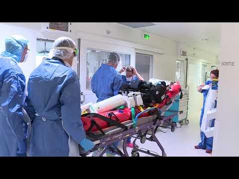 Coronavirus: au CHU de Lille, des urgences quasi désertes à cause du coronavirus