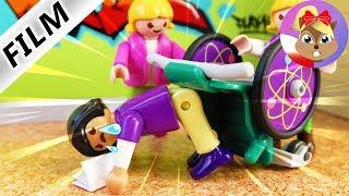 Playmobil Film polski | BEATKA ZEPCHNIĘTA Z WÓZKA - gnębiona z zazdrości? | Wróblewscy