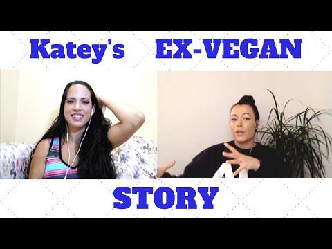 Katey's EX-VEGAN Story - Pregnancy Complications, GallBladder Attacks & Thriving on ANIMAL BASED