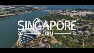 Singapore Travel Vlog - Shot on OnePlus 6 - Zhiyun Smooth 4