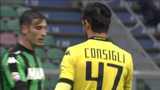 Sassuolo-Lazio 2-1 Highlights