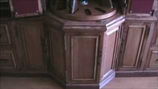 This video is not available. Homemade Gun Cabinet - Multiple gun racks