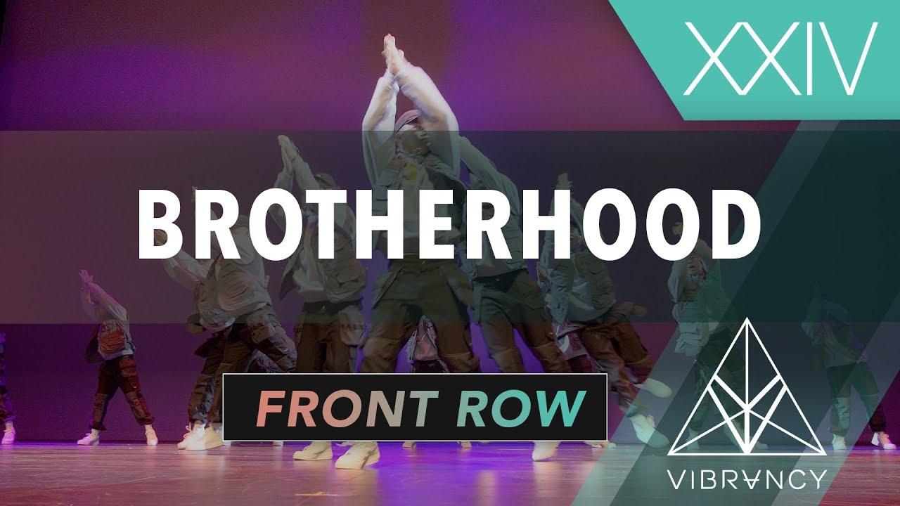 [1st Place] Brotherhood   Vibe XXIV 2019 [@VIBRVNCY Front Row 4K]
