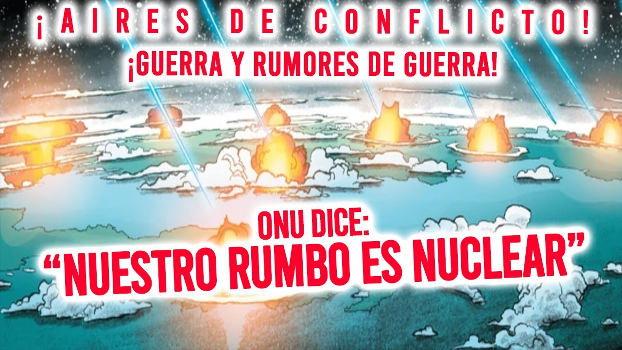 "0NU DICE: ""NU3STR0 RUMB0 ES NUCL3AR""- GABITO RODRIGUEZ"