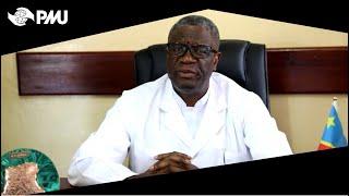 Mukwege om covid-19