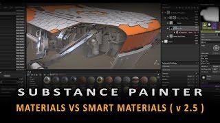 materials vs smart materials