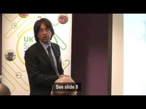 Electric Buses In Nottingham (UK EBus Summit) - Steve Cornes, Nottingham City Council