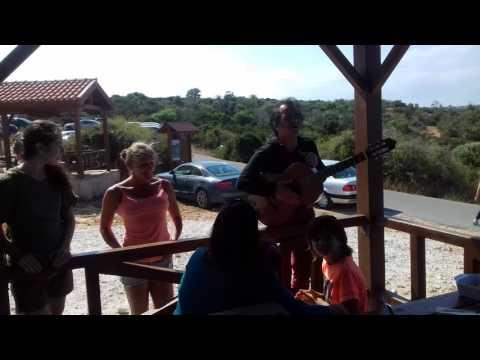 Cyprus Vegan picnic at Cavo Greco 21/05/2017 p2