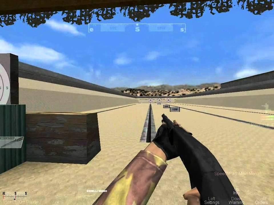 Let's Shoot: Infiltration for UT99 Gun Demo P1