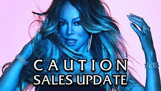 Baixar Mariah Carey - 'Caution' One Month Sales Update & Streaming Figures!