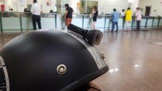 Hướng dẫn lắp Webcam rẻ tiền + ĐT = Camera hành trình, quá dễ dàng