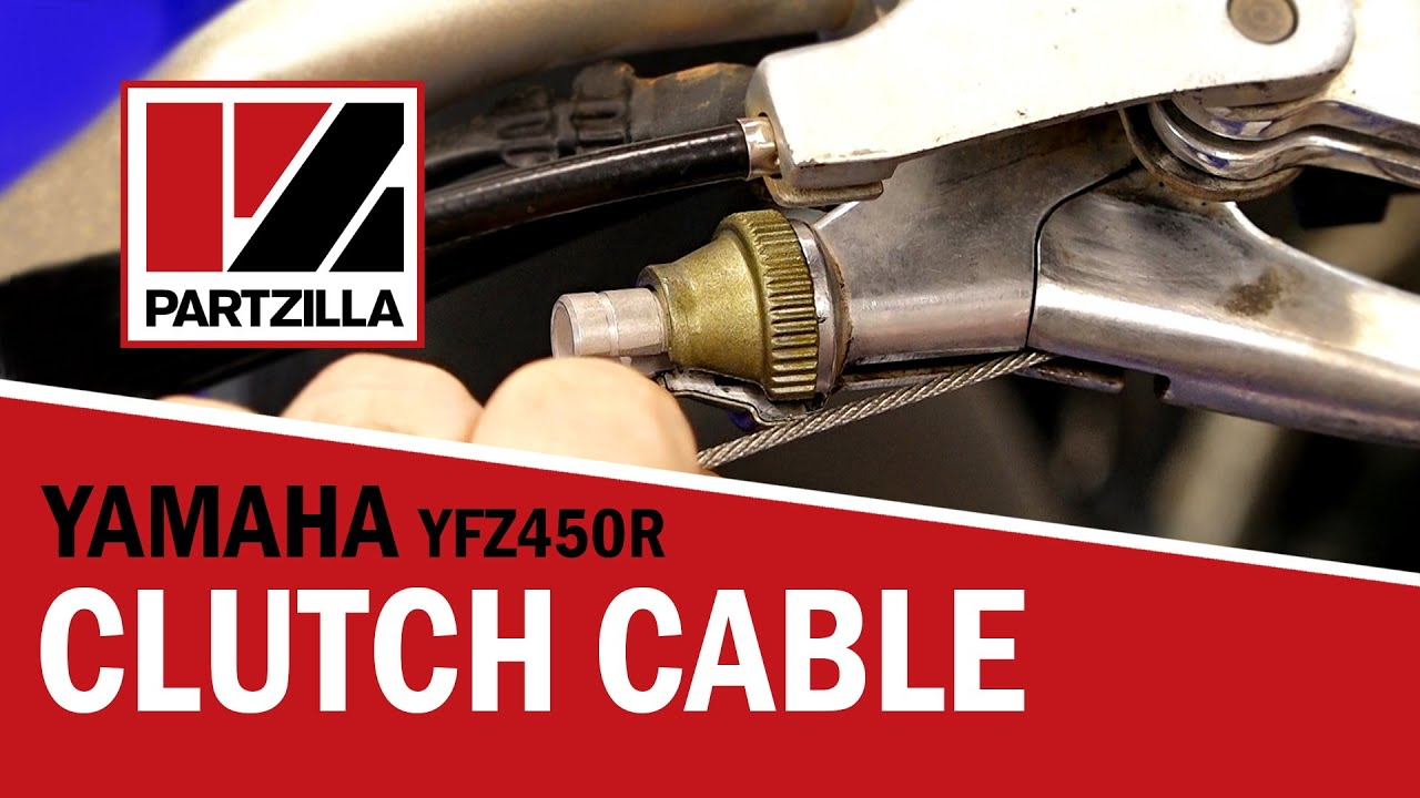 Yamaha Atv Clutch Adjustment And Cable Replacement Partzilla Com Youtube