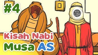 Video Kisah Nabi Musa AS Melawan Penyihir Firaun - Kartun Anak Muslim Indonesia download MP3, 3GP, MP4, WEBM, AVI, FLV Maret 2018