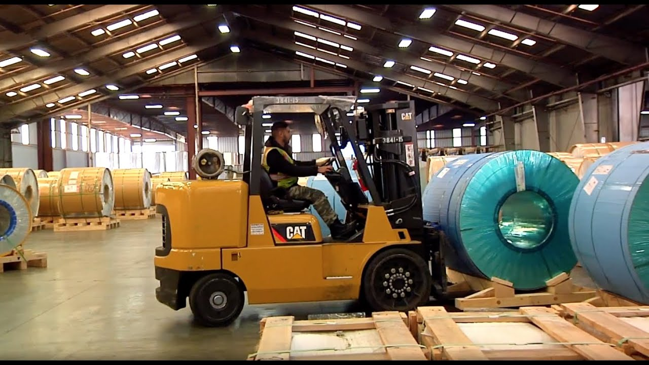 Forklifts for Sale Rent and Service in Northern & Central CA - Cromer