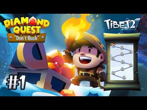 Diamond Quest Tibet 2 Stage 1 Update