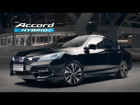 New Honda Accord Hybrid 2016 – Let The World Follow  (Full Version)