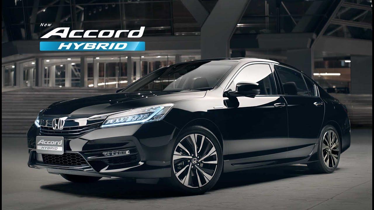 Honda Accord Hybrid 2016 Let The World Follow Full Version