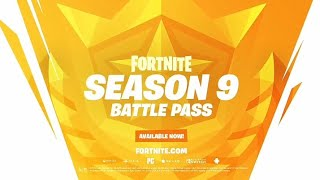 FORTNITE BATTLE ROYALE-OFFICIAL TRAILER FOR SEASON 9 AND BATTLE PASS.