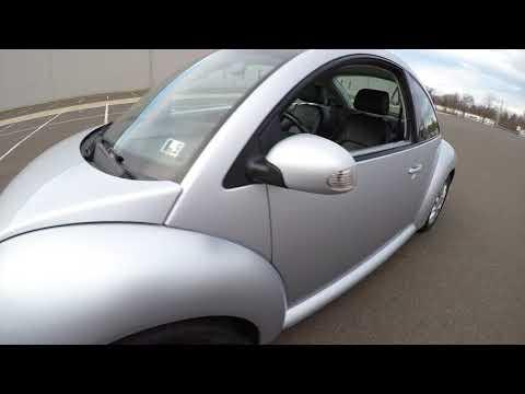 4K Review 2005 Volkswagen Beetle TDI TURBO DIESEL  Virtual Test-Drive and Walk around