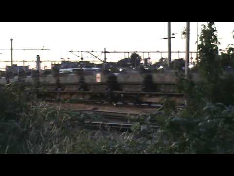Military Freight Train in Kansas City ,America??????????????