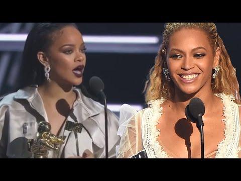 2016 MTV VMAs Winners Recap - Beyonce, Rihanna, Fifth Harmony!