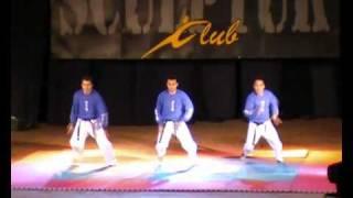 Shoknam - Esibizione Sound karate 2010