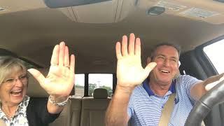 Lindale ISD Superintendent Carpool Karaoke 2017