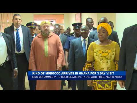(ERSTWHILE)      BILATERAL TALKS BETWEEN GHANA AND MOROCCO_AKM