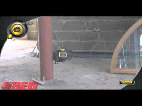 STANLEY NIVEAU LASER ROTATIF PENTE MANUELLE RL HVPW 1-77-427 - YouTube ff34fb360e9b