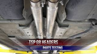 Testing Texas Speed & Performance G8 Headers Preview/Testing