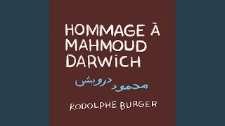 S'envolent les colombes (Hommage à Mahmoud Darwich) (feat. Ruth Rosenthal, Rayess Bek, Yves...