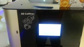 3D Coffice - Food Printing - 16/7/16