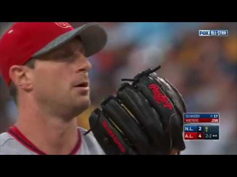 Max Scherzer 2016 Highlights