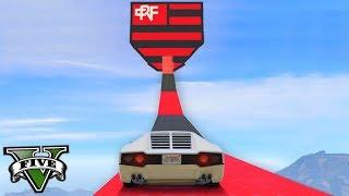 GTA V Online: A MEGA RAMPA do FLAMENGO!!! (MUITO INCRÍVEL)