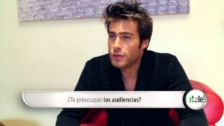 """Rodrigo Guirao: """"Para enamorar a la audiencia tengo que seducir a la actriz"""""""