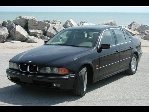 1997 BMW 528i Black E39   YouTube