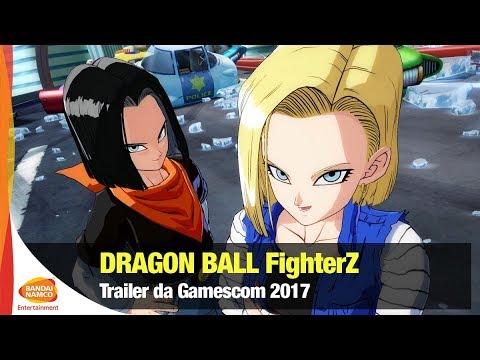 DRAGON BALL FighterZ - Trailer da Gamescom 2017