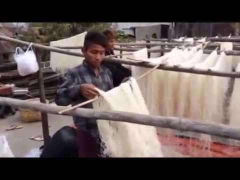 Chinese Noodle Factory
