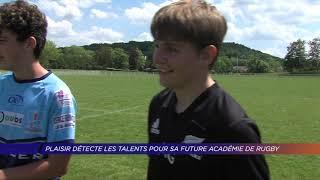 Yvelines | Plaisir détecte les talents pour sa future académie de rugby