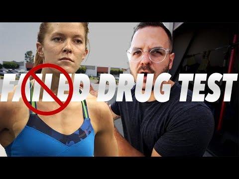 EMILY ABBOTT, 9 other CrossFit Athletes FAIL DRUG TEST