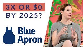 Blue Apron (APRN) Stock Analysis   High Risk Stocks 2021