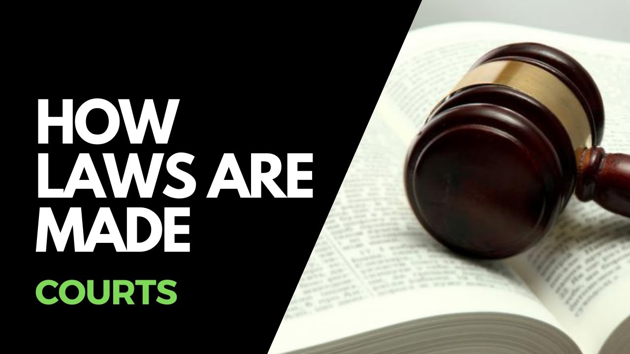 How laws are made - Courts - YouTube Pictures Of Courts