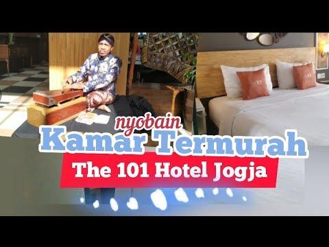 Review Hotel Jogja | Kamar Termurah Di The 101 Hotel | Jogjakarta