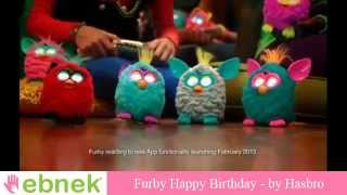 Furby Happy Birthday