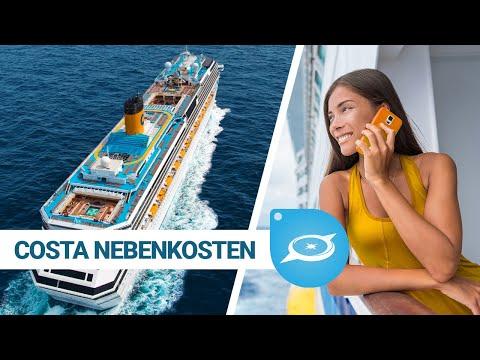 Costa Kreuzfahrten: Nebenkosten Im Überblick