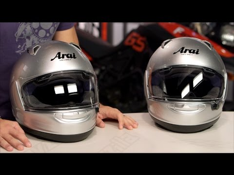 Thumbnail for Arai Signet-X & Arai Quantum-X Helmet Review