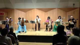 """365日の紙飛行機(AKB48) プサルタリー&ギター""""SoLa"""""""
